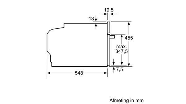 Siemens - CM656GBS1 Combi magnetron