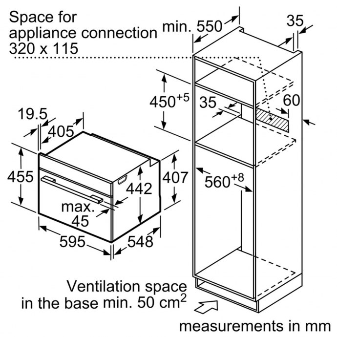 Siemens - CM638GRS1 Combi magnetron