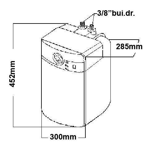 Daalderop - 691326 Boilers