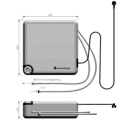 Inventum - 691364 Boilers