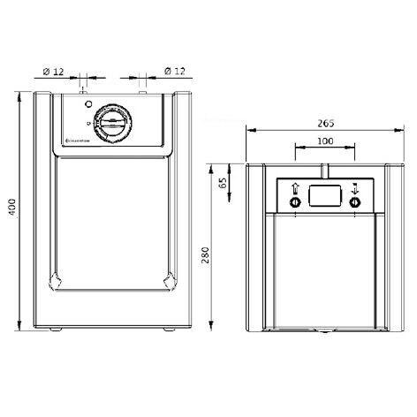 Inventum - 691331 Boilers