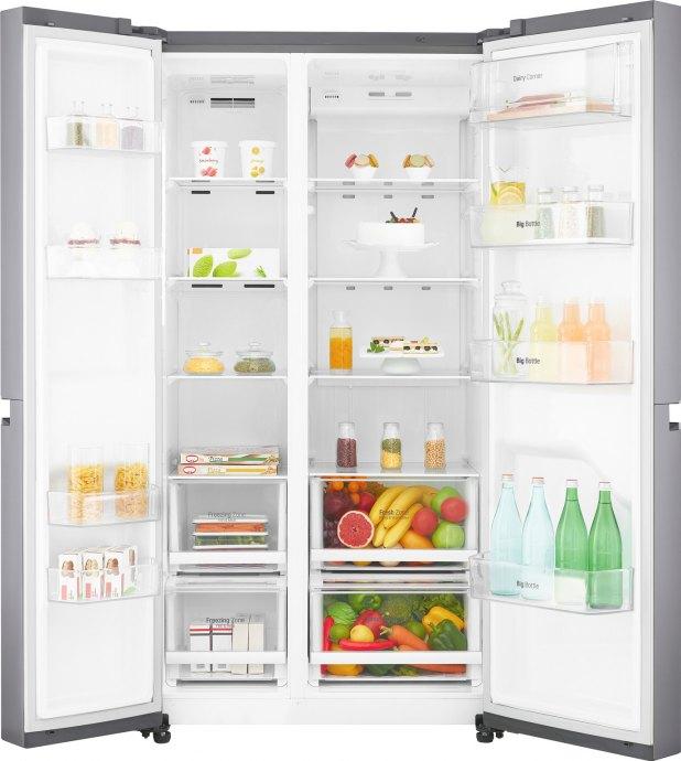 LG GSB760PZXV Door-in-door koelkast