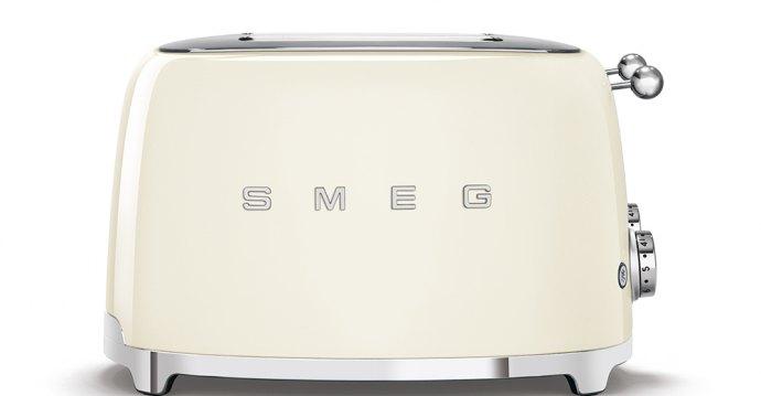 Smeg TSF03CREU Keukenmachines