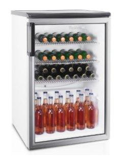 Whirlpool ADN140 Vrijstaande koelkast