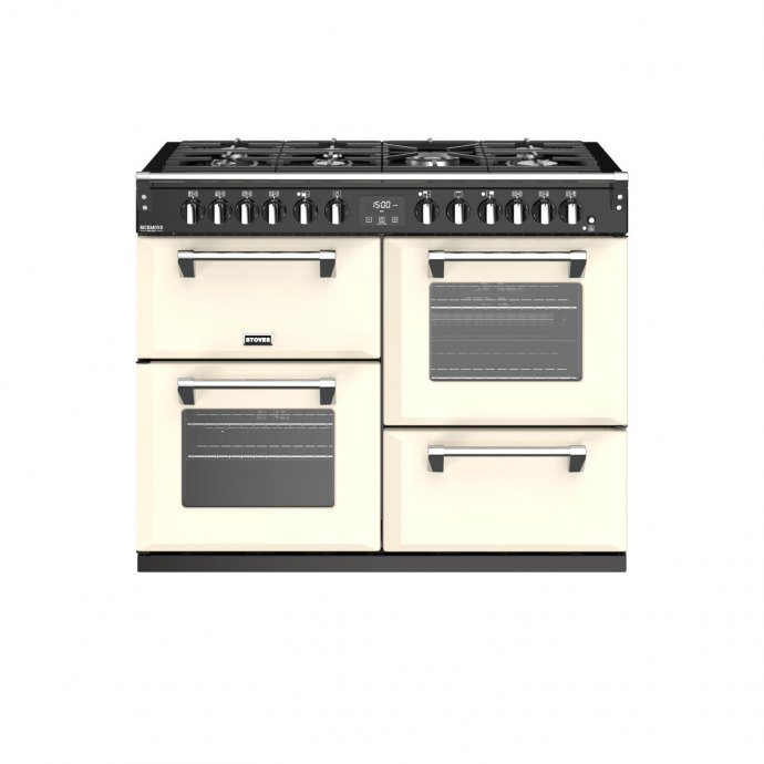 Stoves RMS1100DFDLXCR Fornuis 110 cm