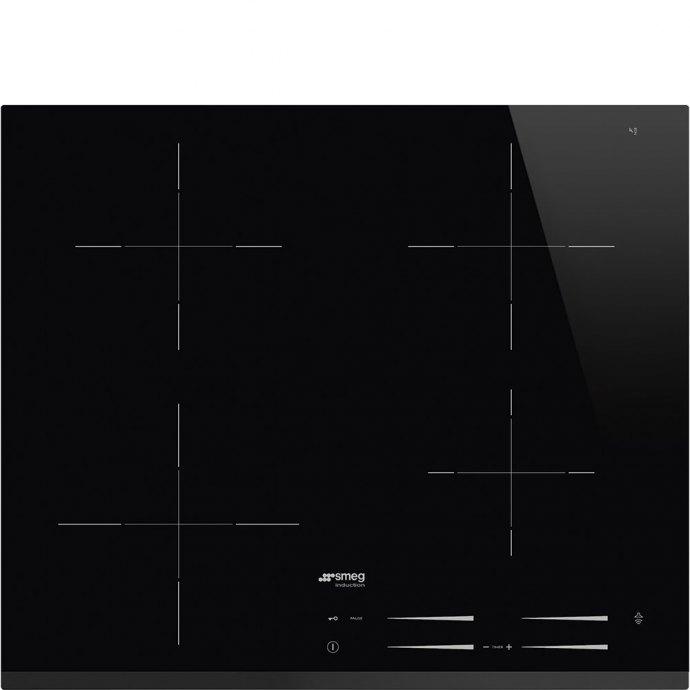 Smeg SI7643B Inductie kookplaat