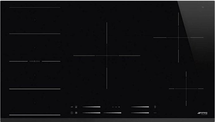 Smeg SI1F7955B Inductie kookplaat