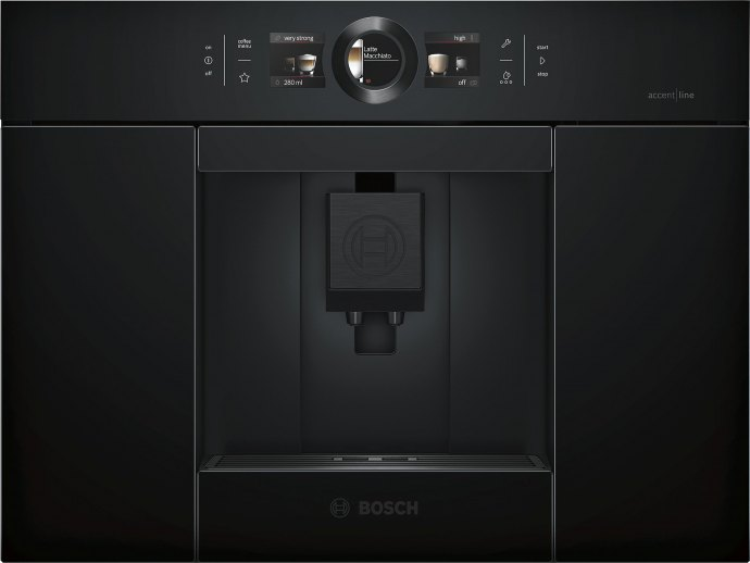 Bosch CTL836EC6 Inbouw koffieautomaat