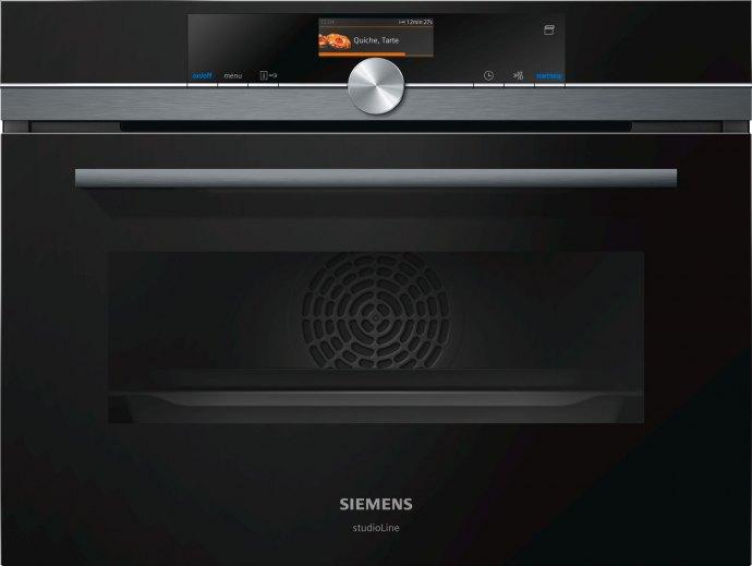 Siemens CS856GNB7 Stoomoven