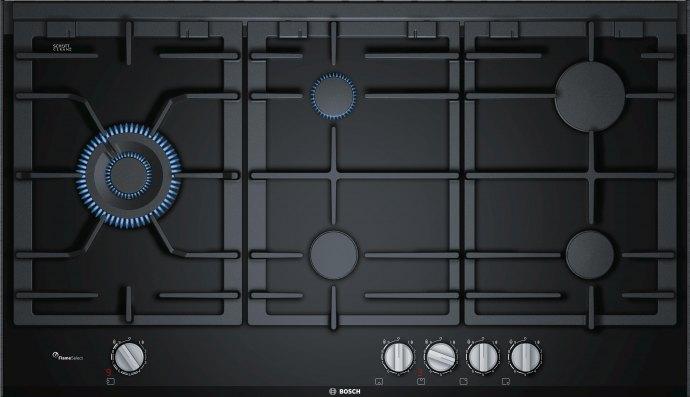 Bosch PRS9A6L70N Gas op glas kookplaat
