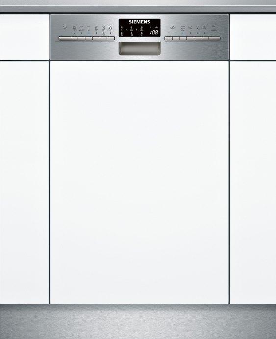 Siemens SR556S01TE Vaatwasser met paneel