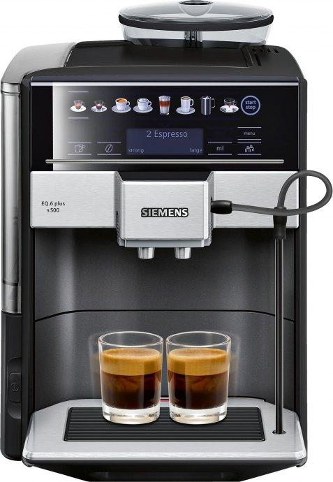 Siemens TE655319RW Koffiezetter vrijstaand