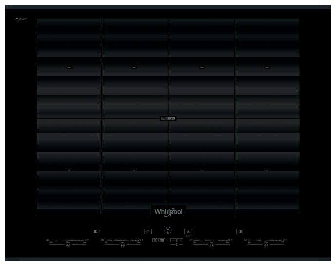 Whirlpool SMO658CBTIXL Inductie kookplaat