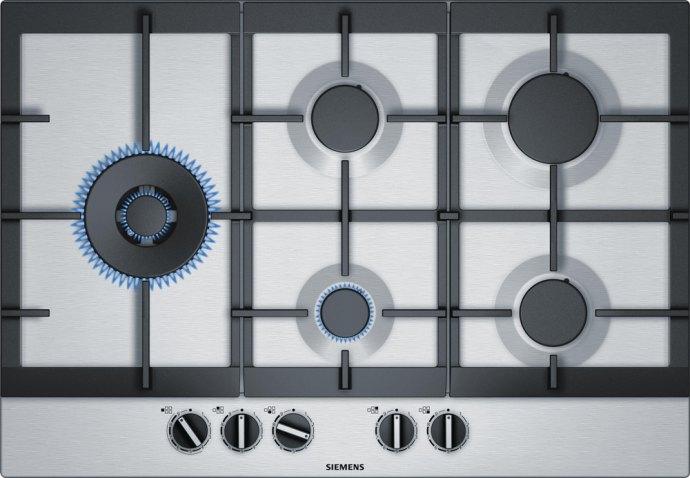 Siemens EC7A5SB90N Gaskookplaat