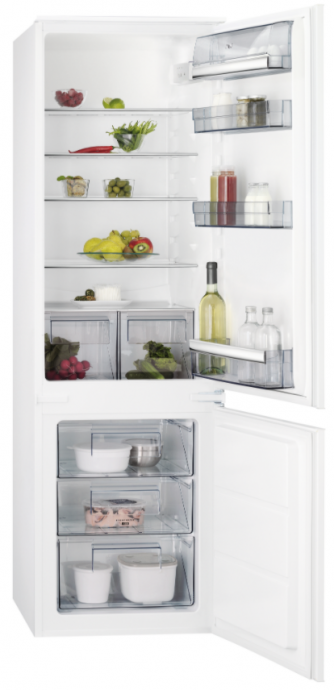 AEG - SCB61811LS Inbouw koelkasten vanaf 178 cm