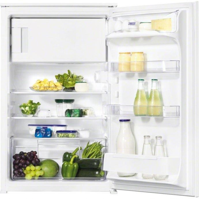 Zanussi ZBA14421SA Inbouw koelkasten t/m 88 cm