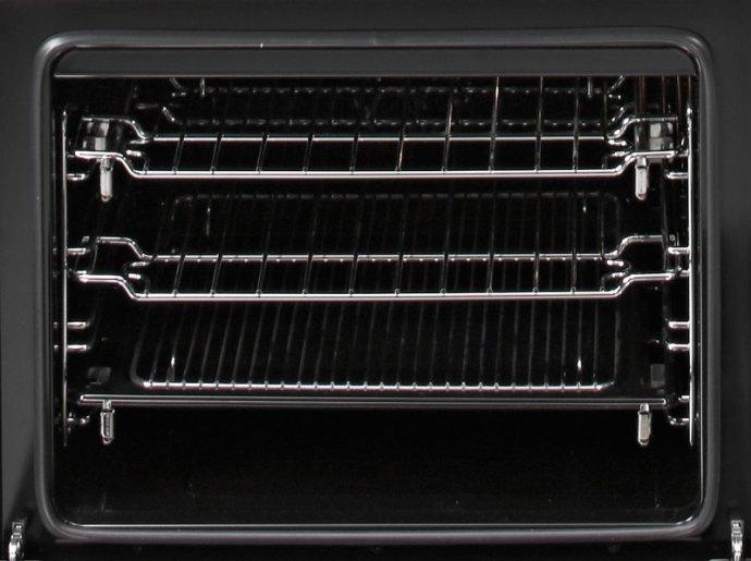 Steel - G10FF6WSS Fornuis 100 cm
