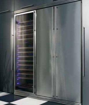 Airo W65LKGSCNPX Side By Side koelkast