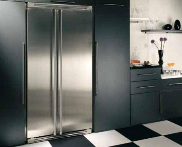 Airo AKGF2DPPX Side By Side koelkast