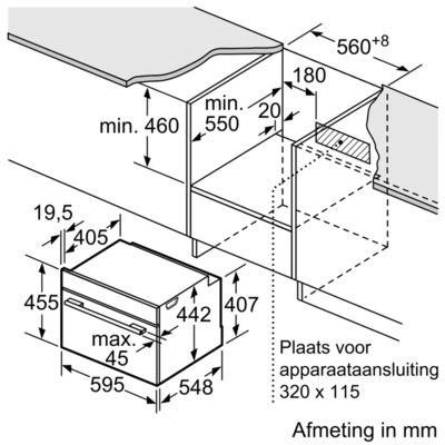 Siemens - CM633GBS1 Combi magnetron