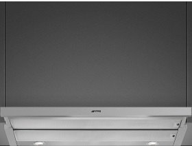 Smeg KSET900XE Vlakscherm afzuigkap