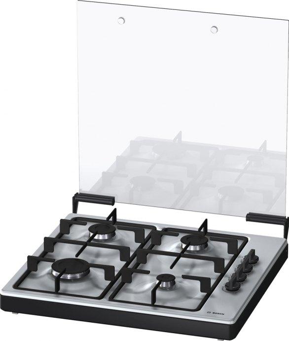 Bosch PBP0C5Y60N Vrijstaande kookplaat