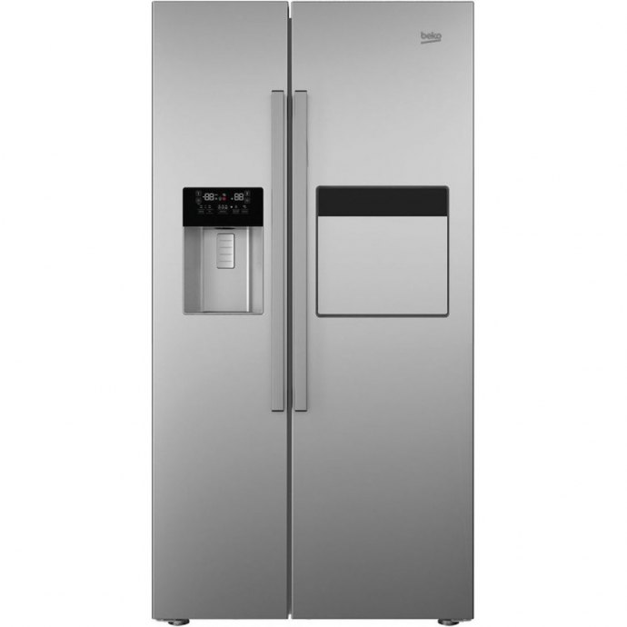 Beko GN162430X Side By Side koelkast