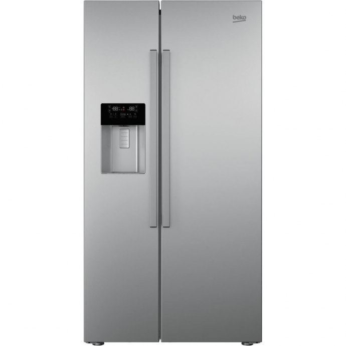 Beko GN162330X Side By Side koelkast