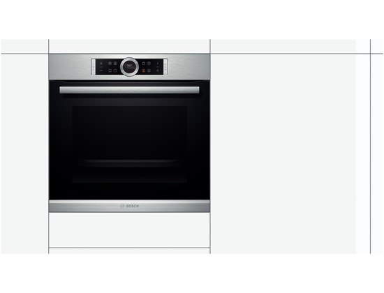 Bosch - HBG632BS1 Solo oven