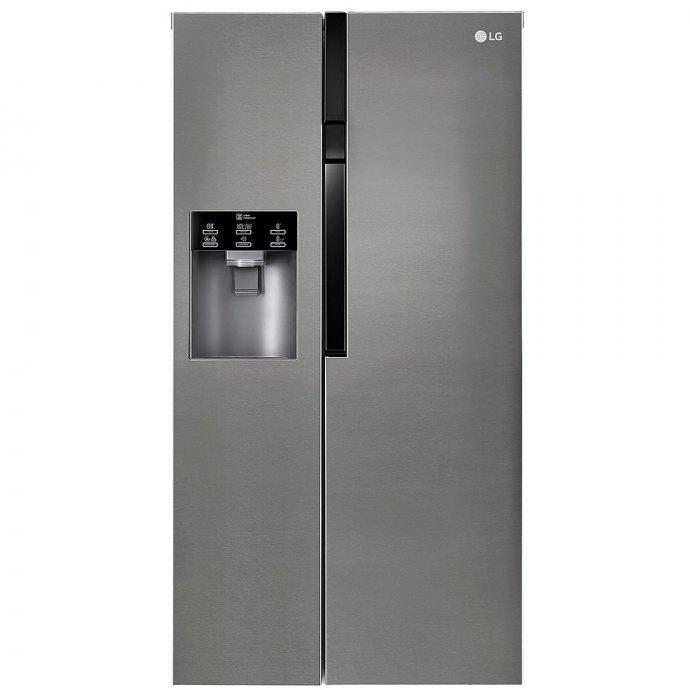 LG GSL360ICEV Door-in-door koelkast