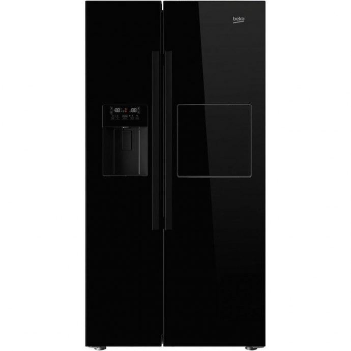 Beko GN162430P Side By Side koelkast