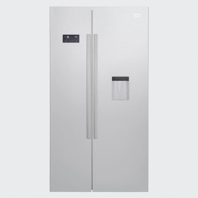 Beko GN163220S Side By Side koelkast