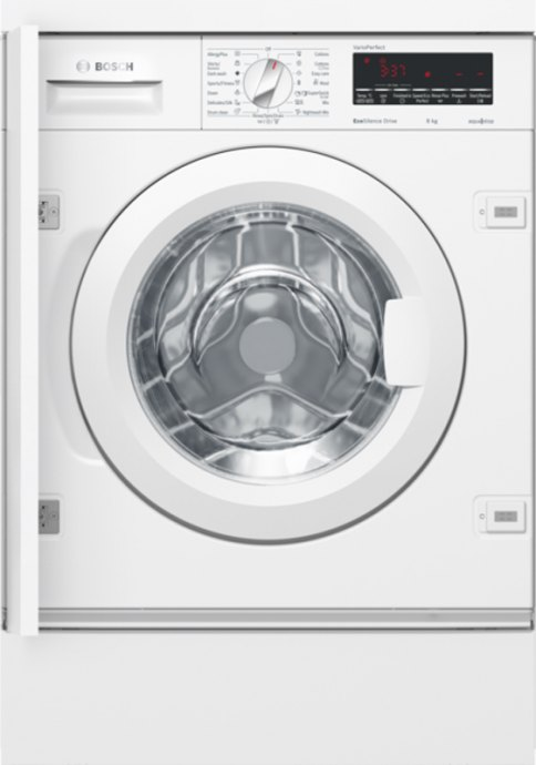 Bosch WIW28540EU Inbouw wasmachines