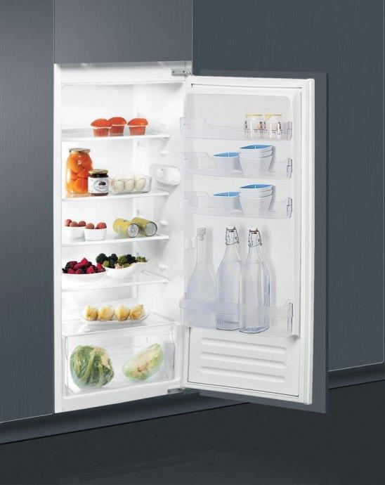 Indesit S12A1DI Inbouw koelkasten rond 122 cm