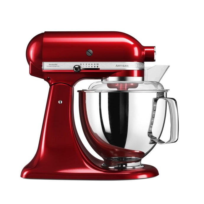 KitchenAid 5KSM175PSECA Keukenmachines