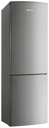 Smeg FC34XPNF Vrijstaande koelkast