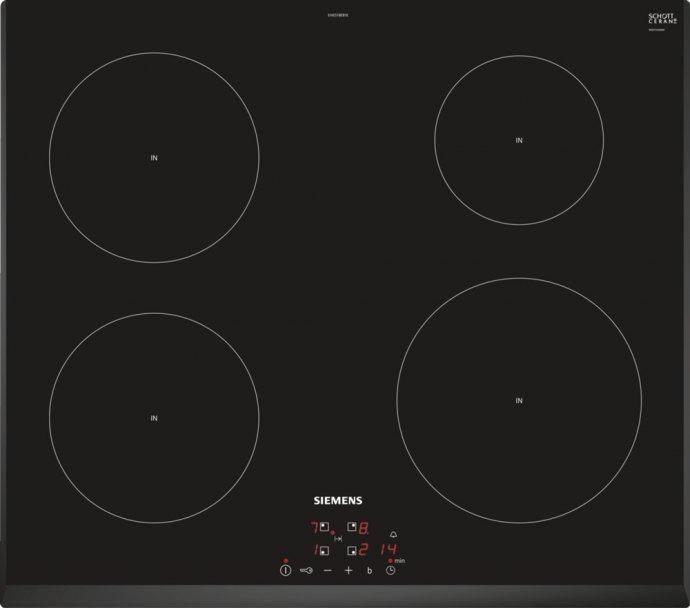 Siemens EH651BEB1E Inductie kookplaat
