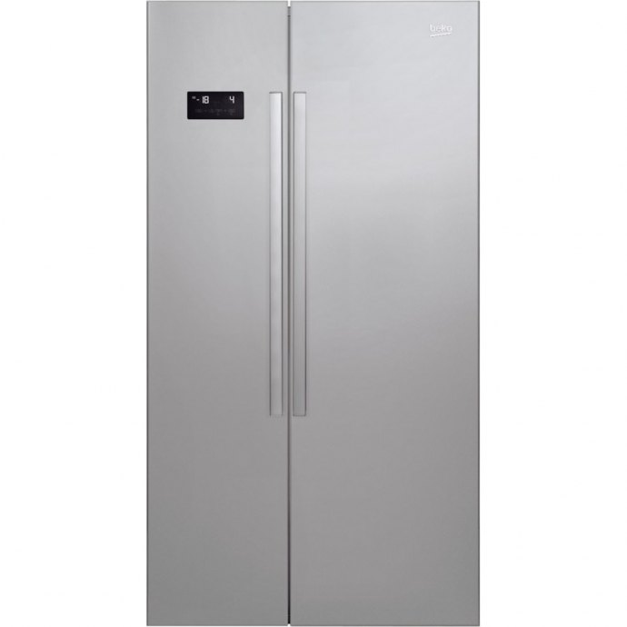Beko GN163120X Side By Side koelkast