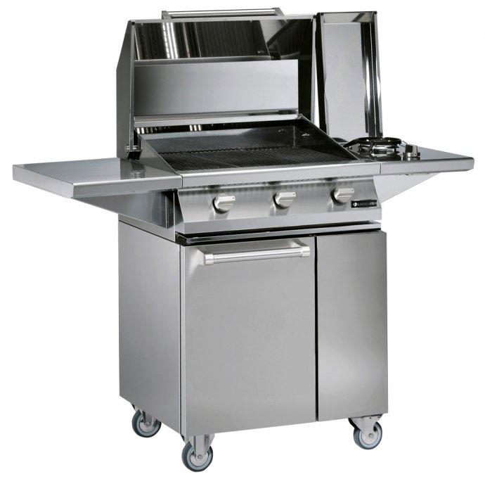 Lancellotti LBW7C3 Barbecues