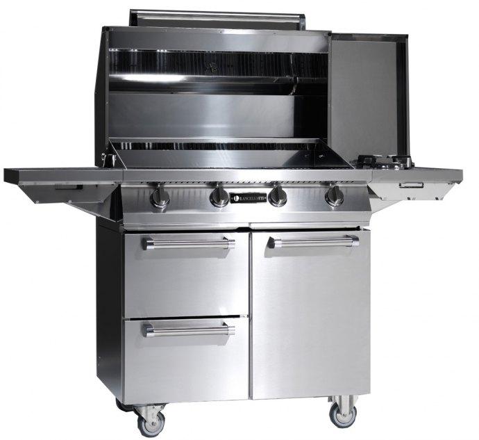 Lancellotti LBW9C4 Barbecues