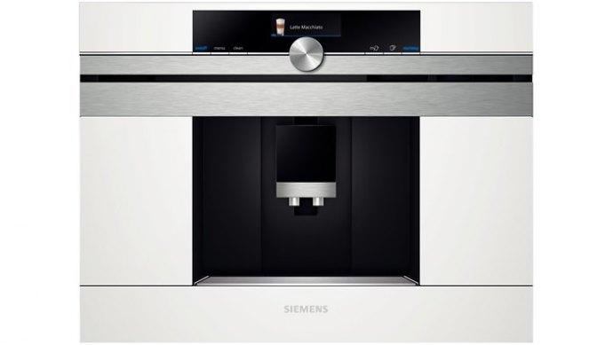 Siemens CT636LEW1 Inbouw koffieautomaat