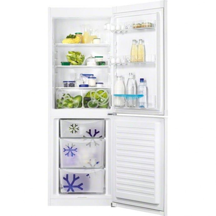 Zanussi ZRB33100WA Vrijstaande koelkast