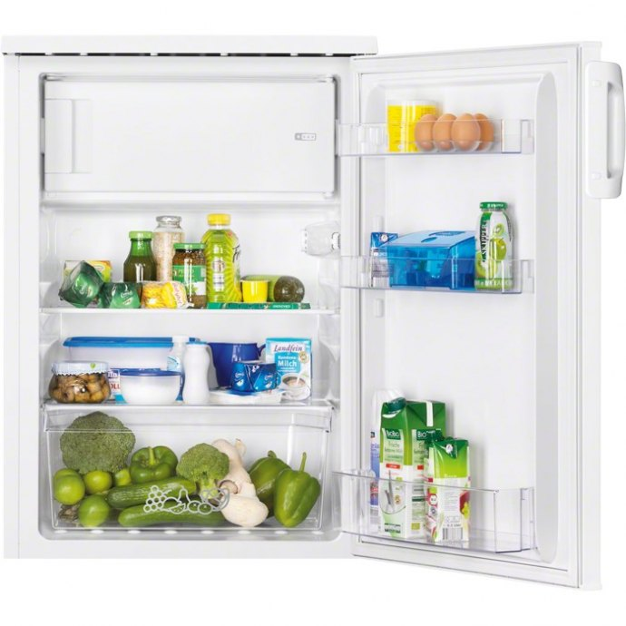 Zanussi ZRG14800WA Vrijstaande koelkast