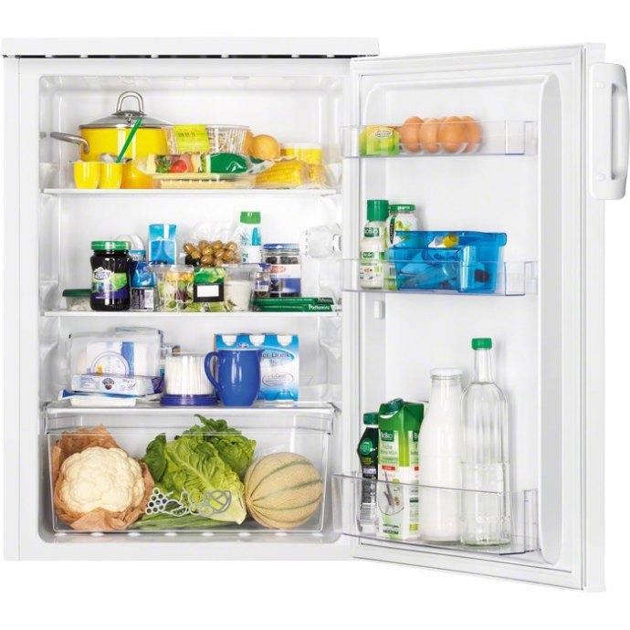 Zanussi ZRG16601WA Vrijstaande koelkast