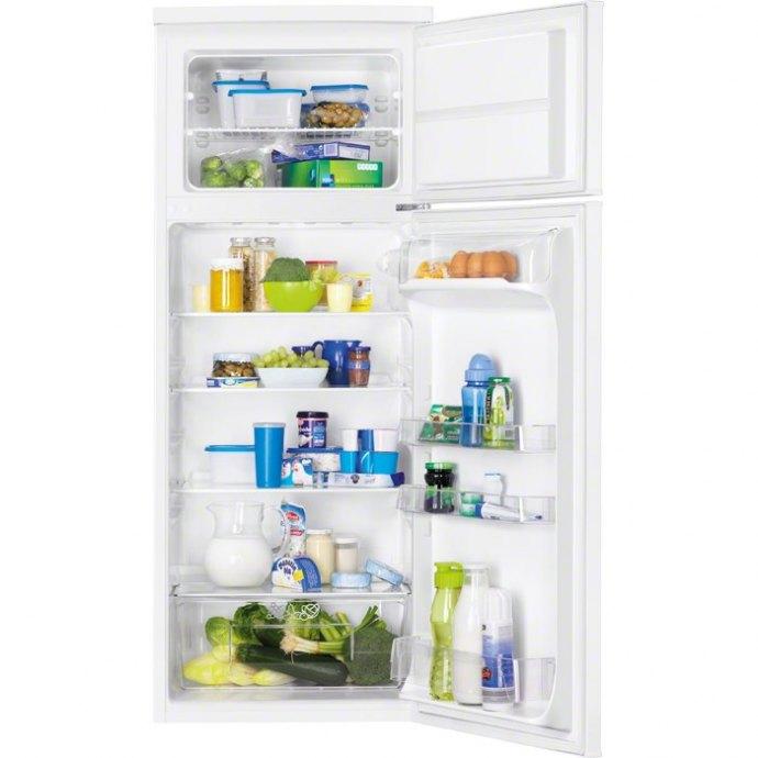 Zanussi ZRT27100WA Vrijstaande koelkast