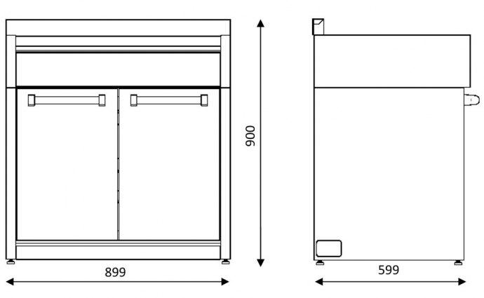 Steel - G9SL2AN Modules