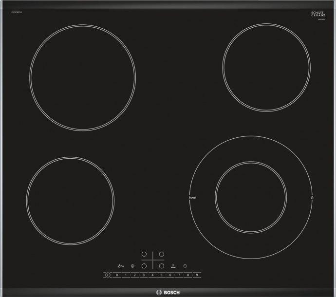 Bosch PKF675FP1E Keramische kookplaat