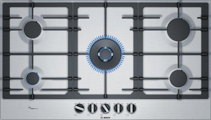 Bosch PCR9A5C90N Gaskookplaat