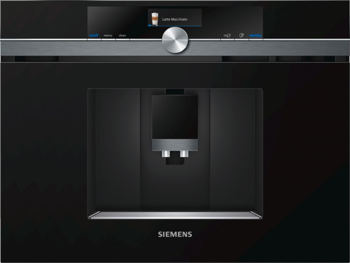 Siemens CT836LEB6 Inbouw koffieautomaat