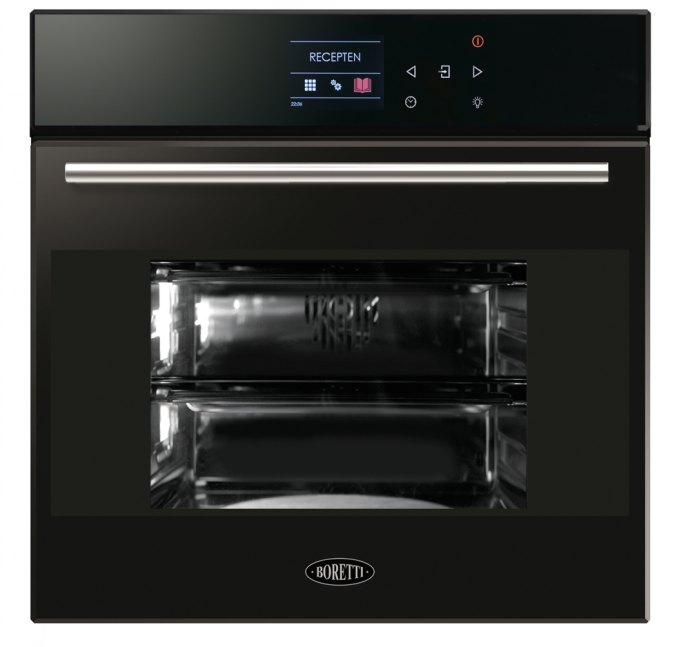 Boretti BPON60ZWGL Solo oven